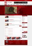 E-Sport Web Design