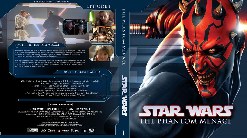 an analysis of the topic of the star wars the phantom menace The phantom menace returns to the elements that influenced the original film - a fusion of 1930s space opera serials, mythological motifs, akira kurosawa, and a dash of lucas' own philosophical and political ideas.
