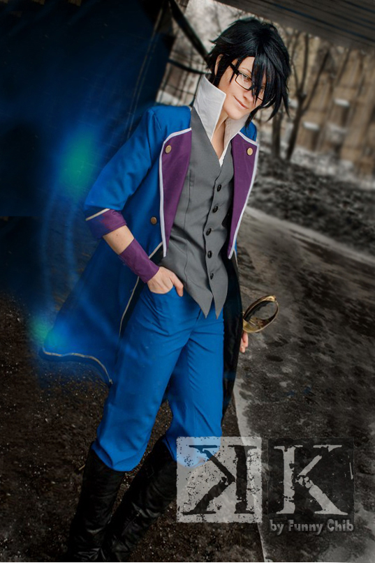 Fushimi - Side Blue by DioEraclea