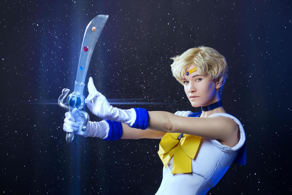 Sailor Uranus by DioEraclea