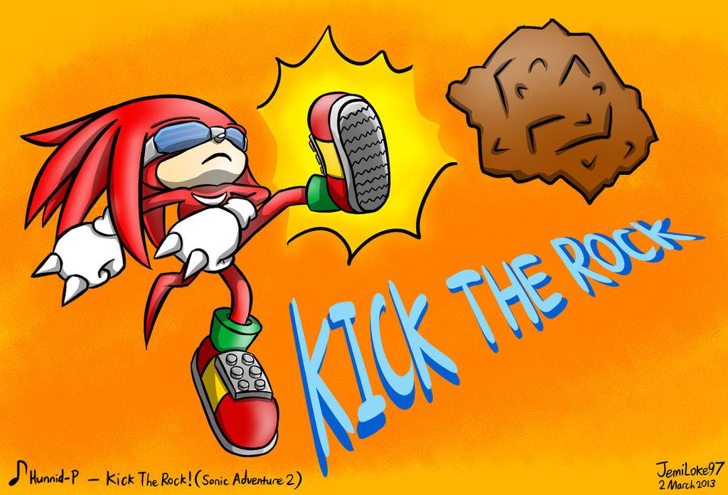 Music Parody: Kick The Rock! (Wild Canyon) by JemiDove on