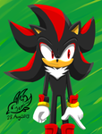 Shadow the Lineless by JemiDove
