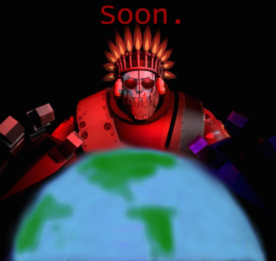Grey Legion: Soon. by Kojackjr