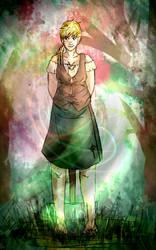 Rema: Leaf Mage by stalitha