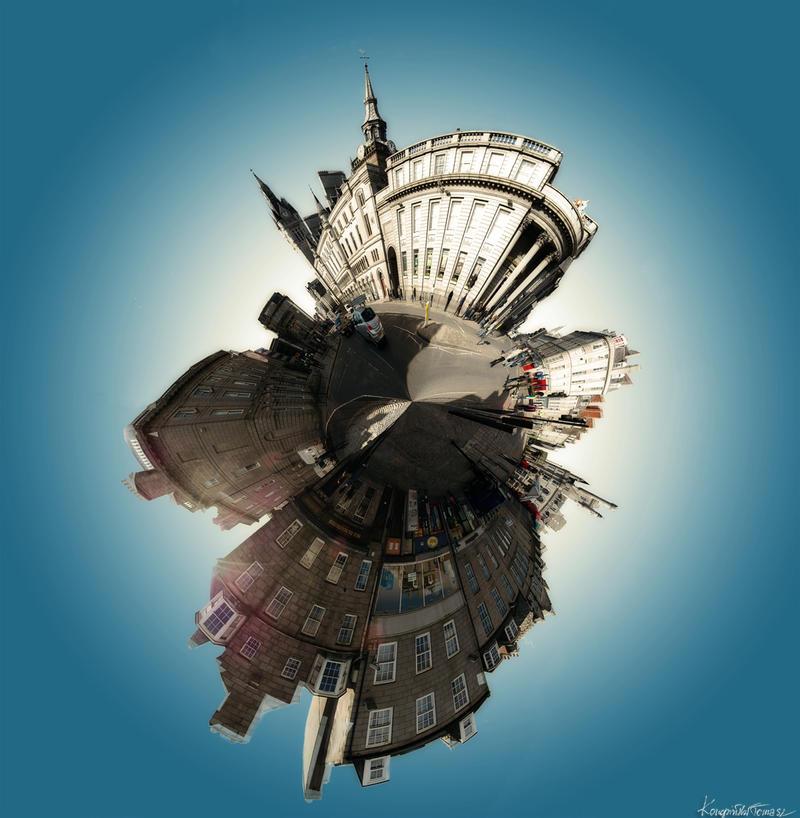 Planet Aberdeen by Qmol