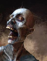 zombie by apterus