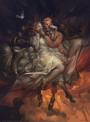 clap if you believe in zombies by apterus