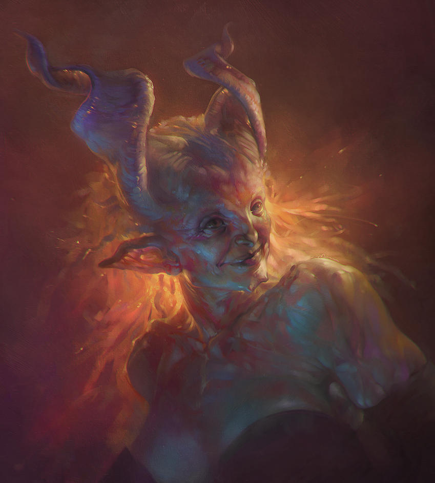 Horns by apterus