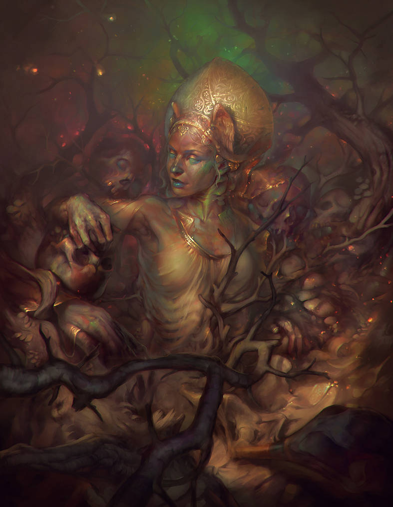 Women like her don't grow on trees by apterus