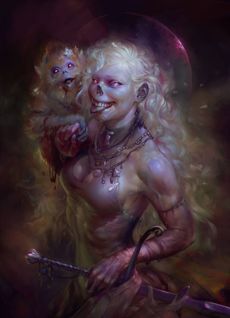 All good stories start with a monkey bite by apterus