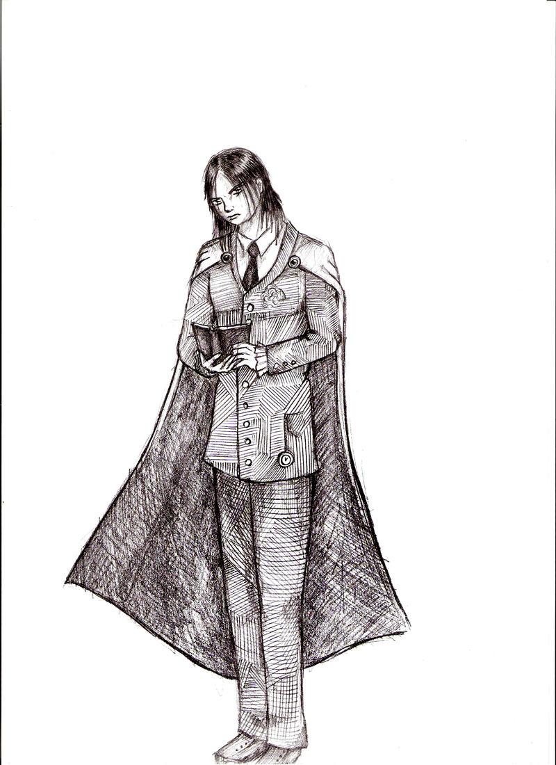 John Mandrake 'Nathaniel' by PencilLover