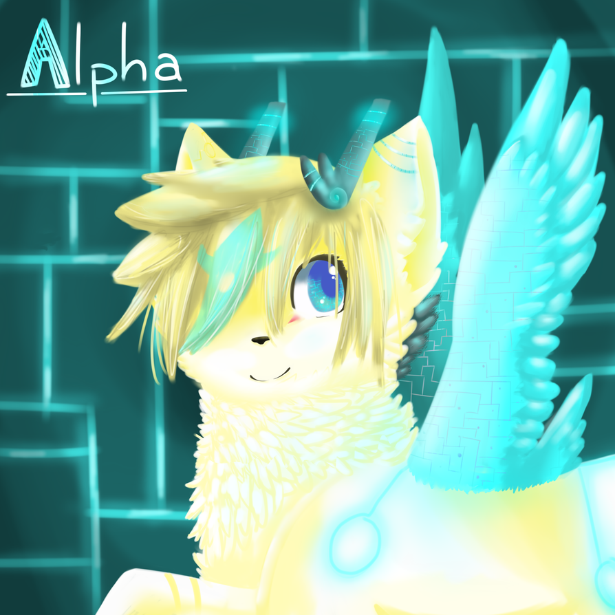 Alpha by Catniim