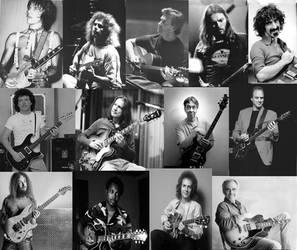 My favorite guitar players