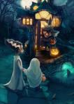 Happy Halloween by engelszorn