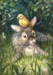 ACEO Bunny