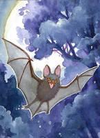 Cute Bat by engelszorn
