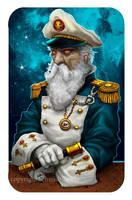 Vampire Captain by engelszorn