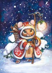 Little Snowmouse
