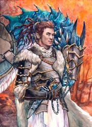 Dragonrider by engelszorn