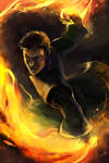 The Firebender