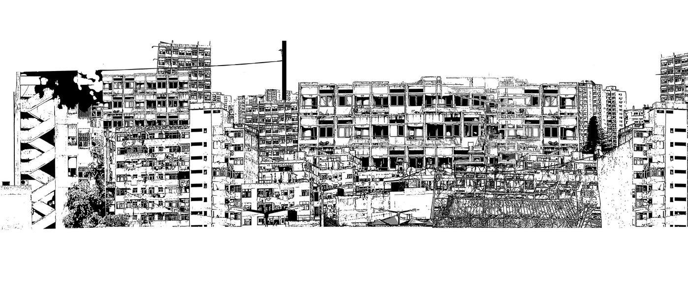 Maputo Skyline by fierrolepou