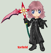 Marluxia Doll by torinid