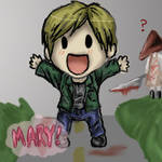 Silent Hill 2- MARY