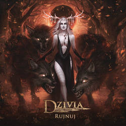Dzivia album cover