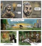 Wiedzmin Komiks O Smoku Strona 1