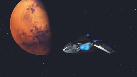 Orca Shuttle demo by kaelay