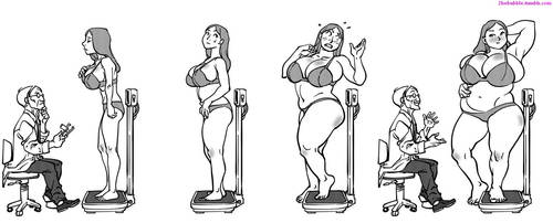 Weight Gain sequence by sidneymt