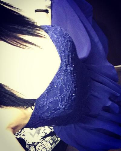 Tried on a dress yesterday  by CherryMonsta97