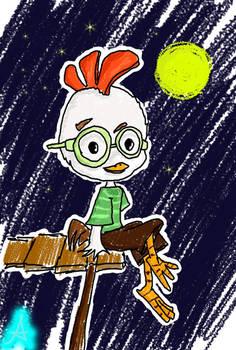 Chicken Little-sketch