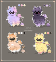 [OPEN] 4 Aplacas-Knitting adopt by TommySamash