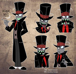 The greatest lord Black Hat by TommySamash
