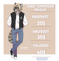 Current Commission Pricelist [Commissions OPEN] by TommySamash