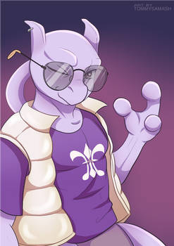 Mewtwo Commission