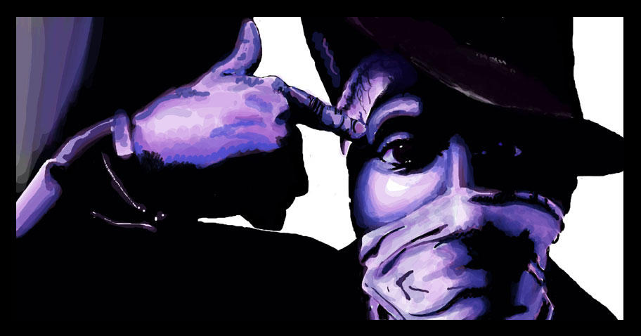 Painting Mos Def by 4wheels