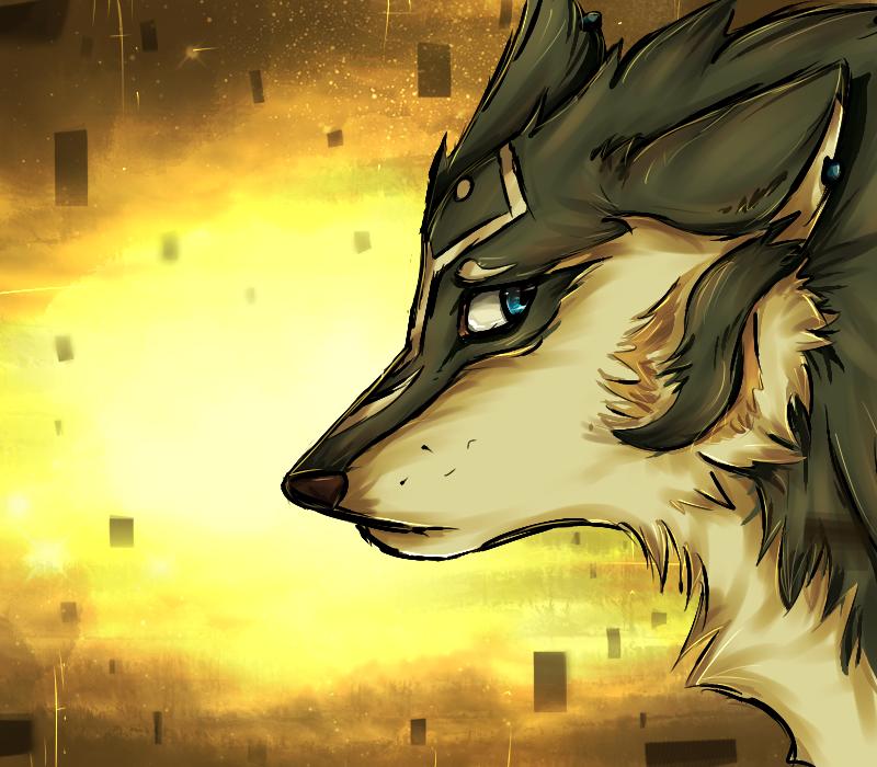 Twilight Wolf by shadowstar150