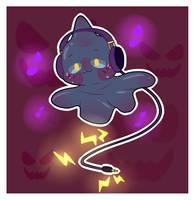 da [c] RejectedAnimatronic by GhostBunny-X