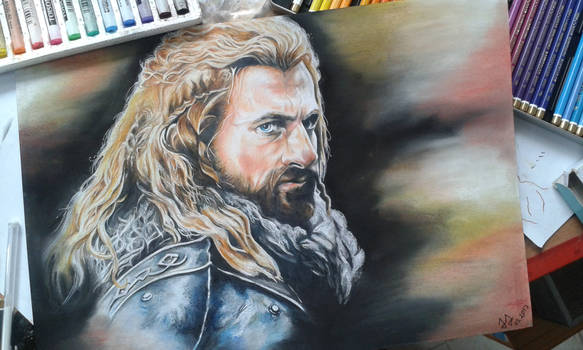 Fili - Heir of the Durin's line