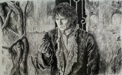 Bilbo Baggins by Marrannon