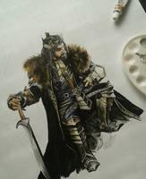 Thorin II. by Marrannon