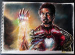I'm Iron man by Marrannon