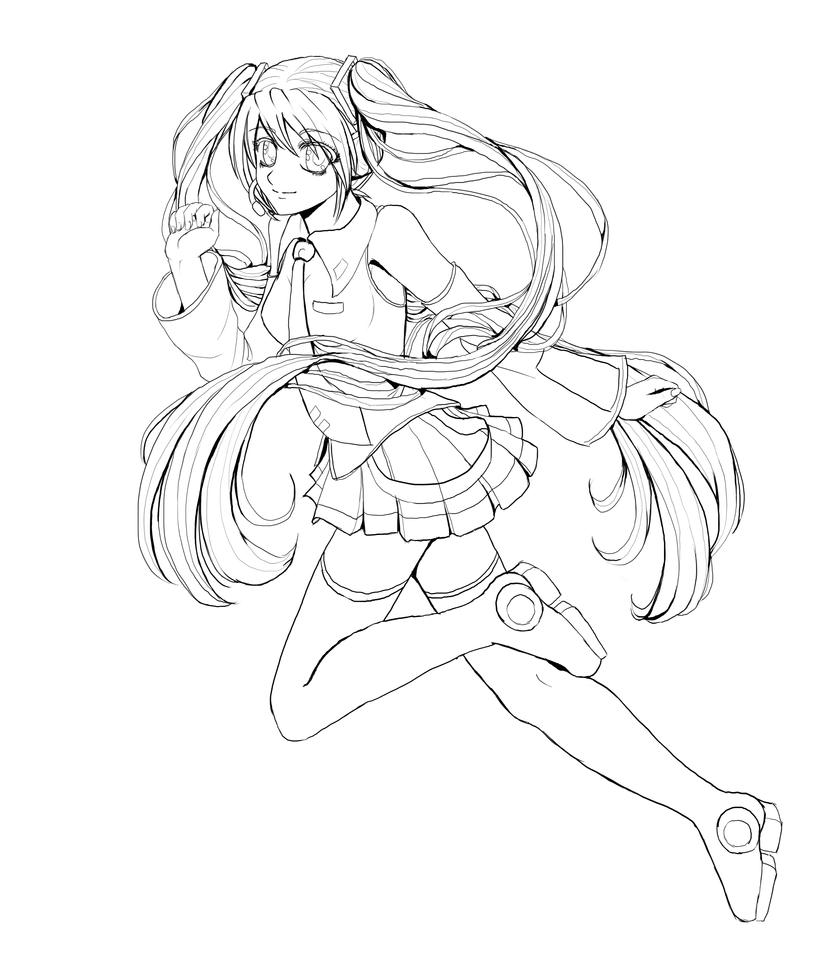 vocaloid seeu chibi coloring pages - photo#28