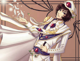 Emperor Lelouch by Tropic02