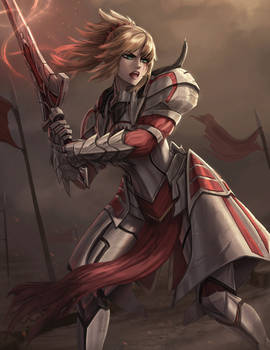 Mordred - Fate