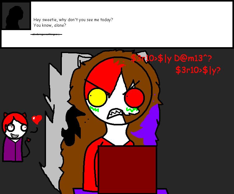 Ask Helena 8# Oh god, what by Ask-Cat-and-OCs