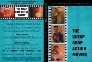 The Cheap Crap Action Movies: Signature Collection by LionelStarkweather