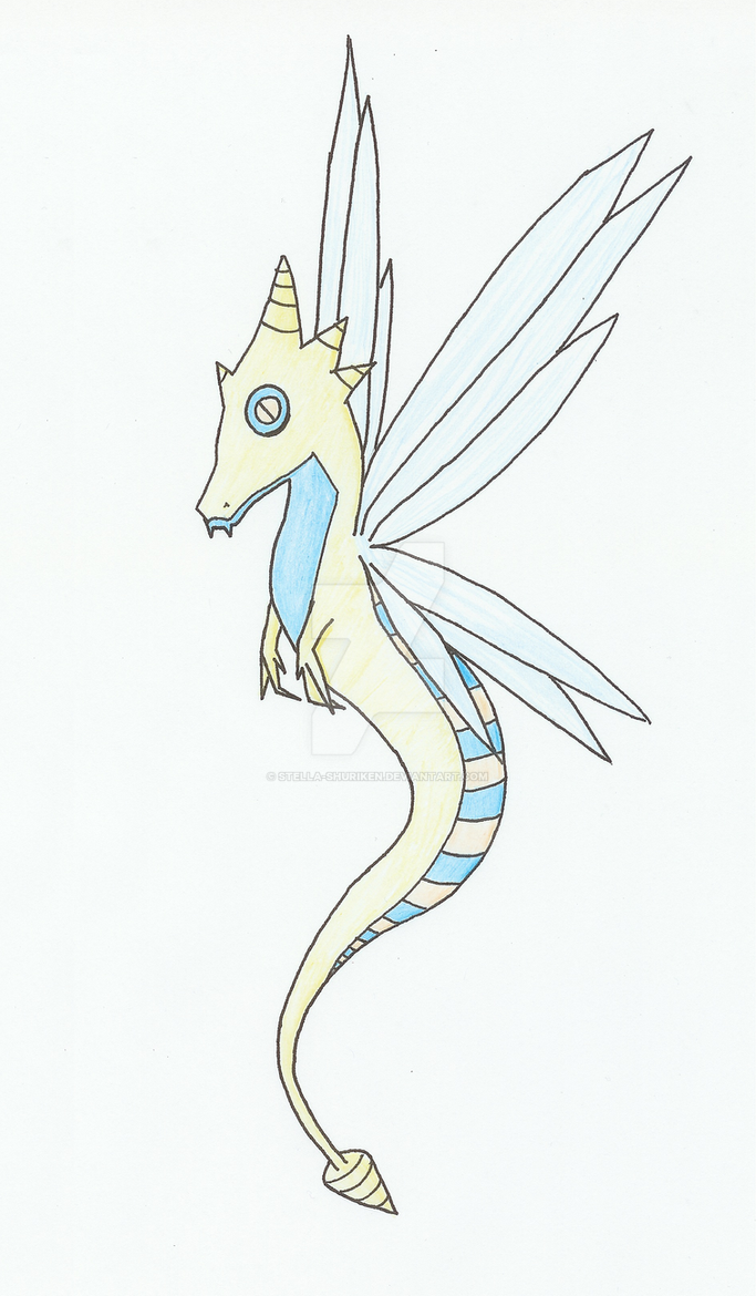 Fakemon 1 by Stella-Shuriken